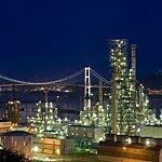 室蘭夜景では製油所の工業夜景は函館以上!
