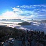北海道で雲海が見れる場所 – 道東の3大スポット!