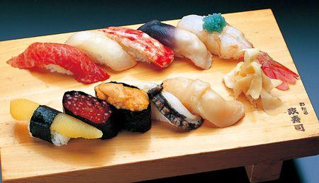 おたる政寿司本店