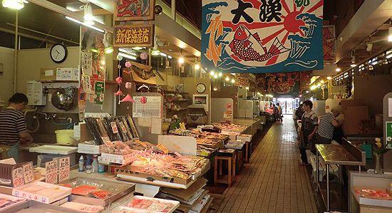 小樽市手宮市場