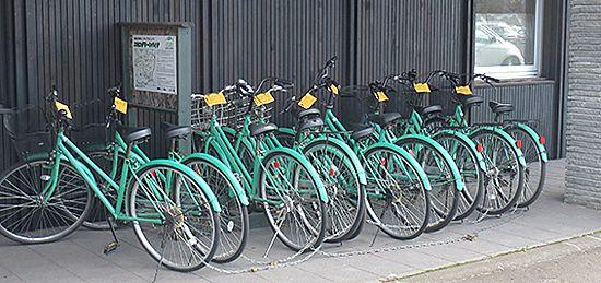 ニセコグリーンバイク