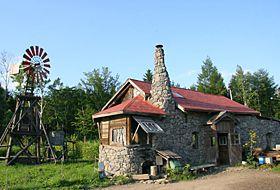 北の国から五郎の石の家