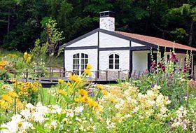 風のガーデン北海道ガーデン