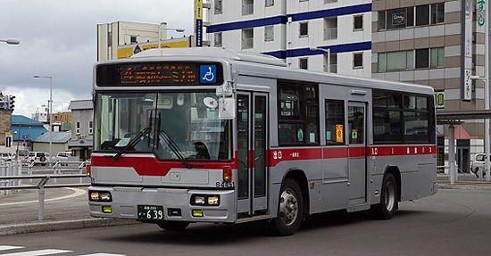 函館山登山バス