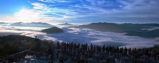 星野リゾートトマム雲海