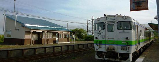 青春18きっぷ 北海道