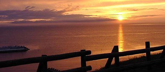 あいロード夕日の丘
