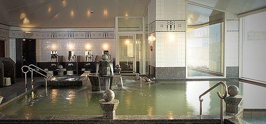 カルロビ バリ スパ 温泉